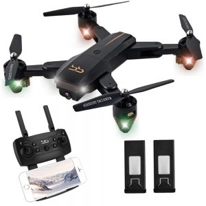 ScharkSpark Drone Thunder FQ35 Review Frontpage