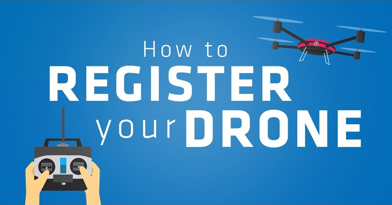 How to Register Your Drone With FAA Guide