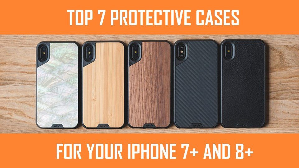 Best Protective Cases For Your Iphone 7 Plus And 8 Plus Aerofly Drones