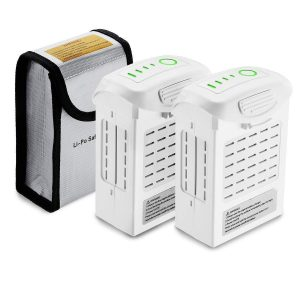 Intelligent Battery Packs for DJI Phantom 4 Pro