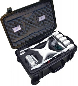 Waterproof Case Club for Phantom 4 Pro