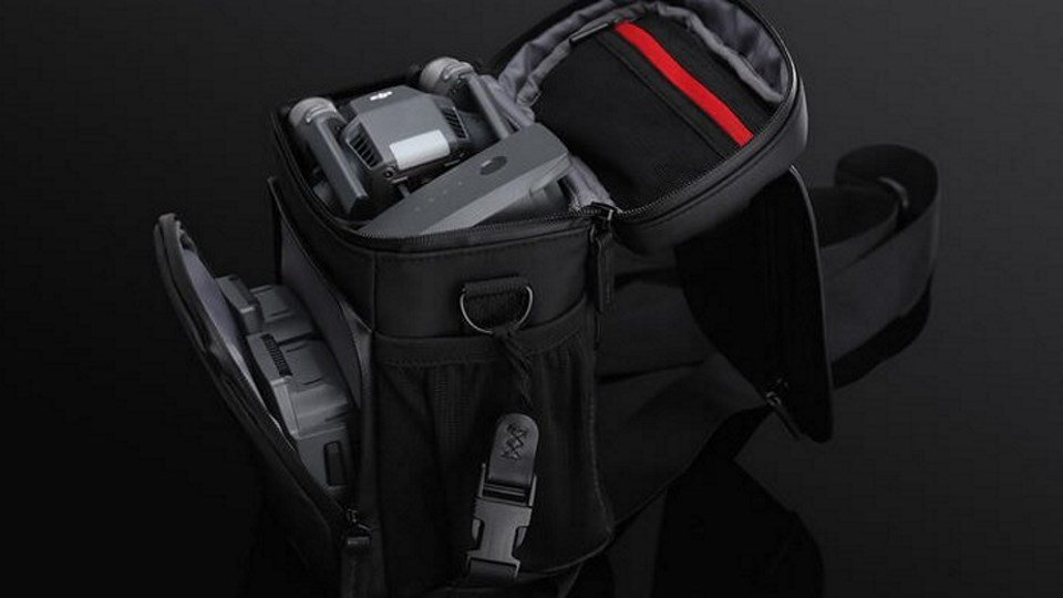 Travel Cases and Backpacks That Keeps Your DJI Mavic Pro Safe
