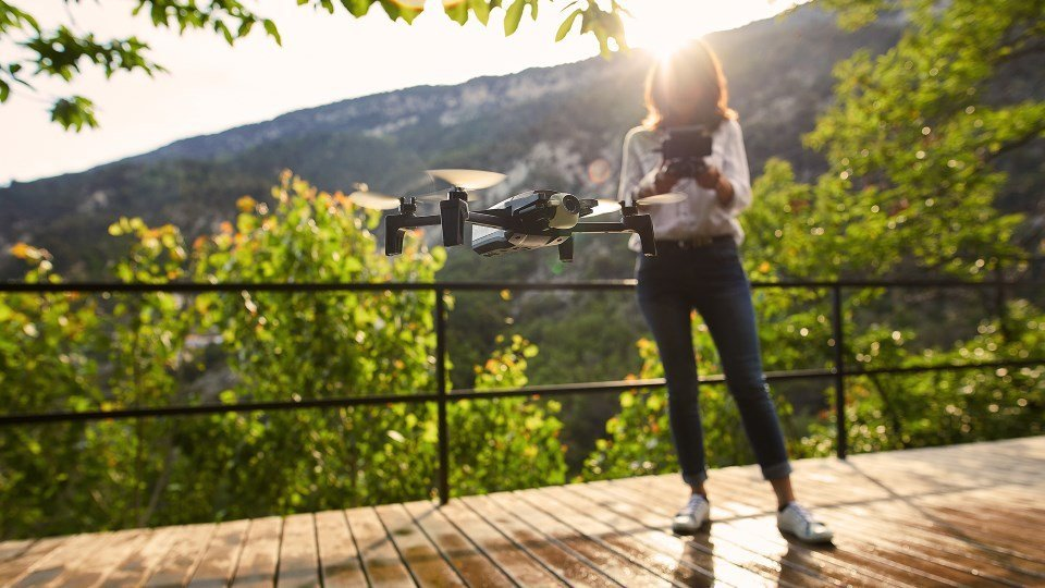Best Selling and Popular Foldable Drones For Remote Pilots