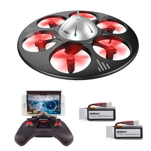 DBPOWER U845 UFO Drone Review