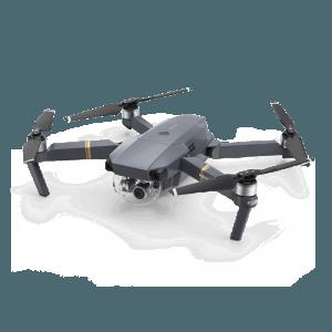 DJI Mavic Pro Drone Transparent