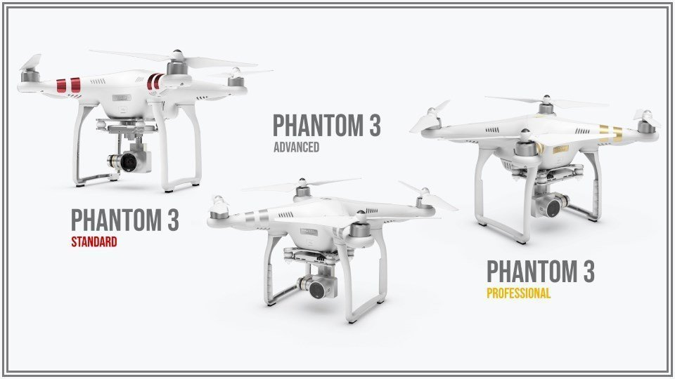 Which Phantom 3 Drone Is Best For You: Guide for Beginners