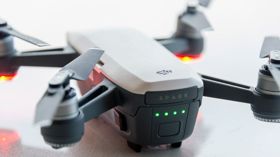 10 Good Reasons to Choose the DJI Spark Drone