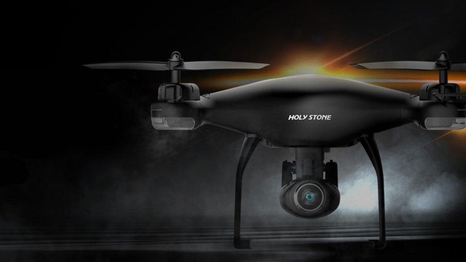 Holy Stone HS120D vs HS110D Drone