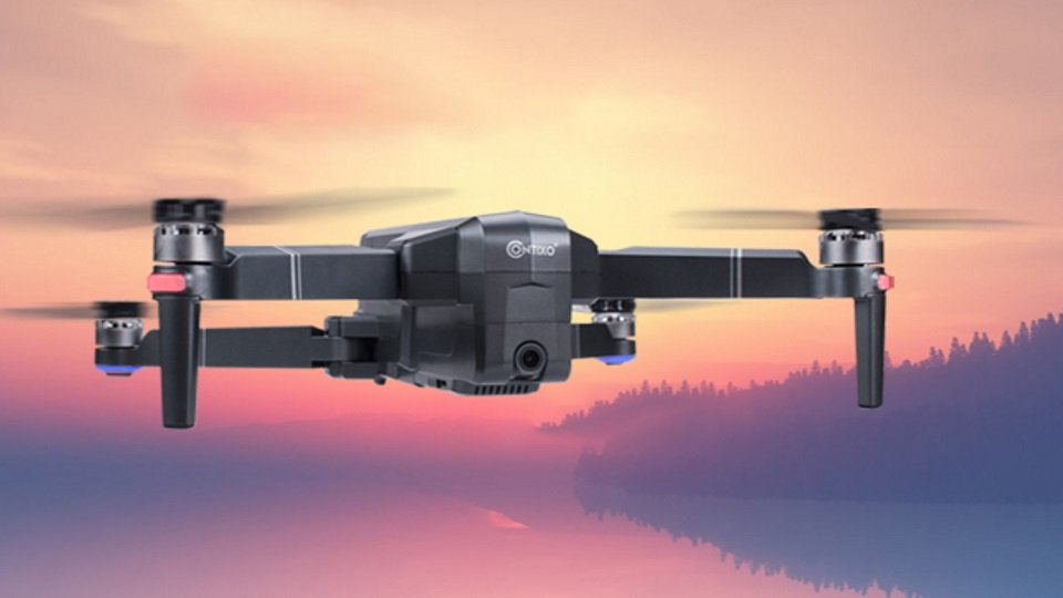 Contixo Introduces The F24 Brushless Foldable Drone