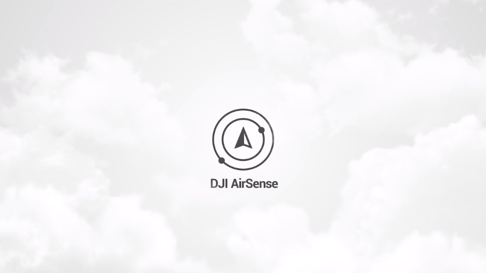 DJI AirSense Technology for Drones