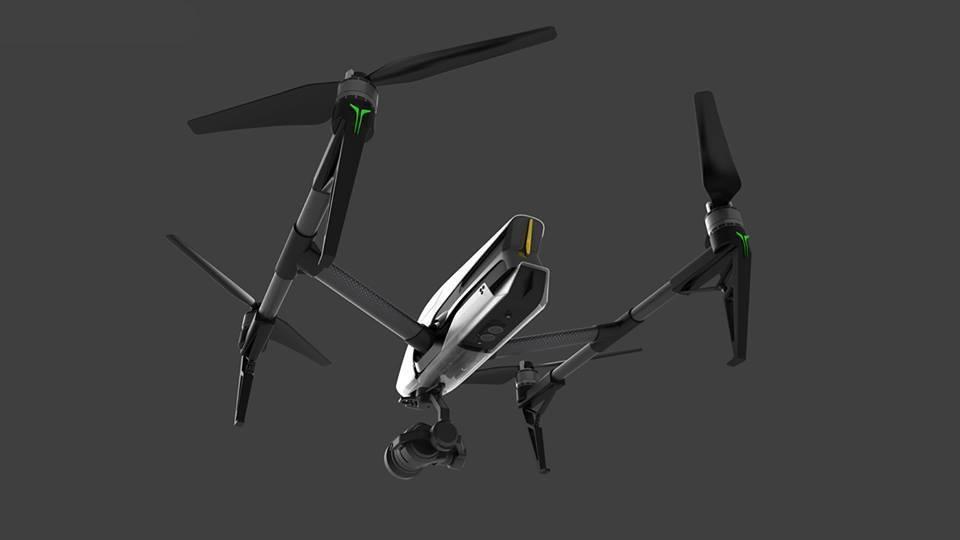 DJI Inspire 3 Drone