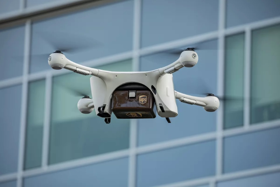 UPS Seeks Government Approval for Drone Delivery Service
