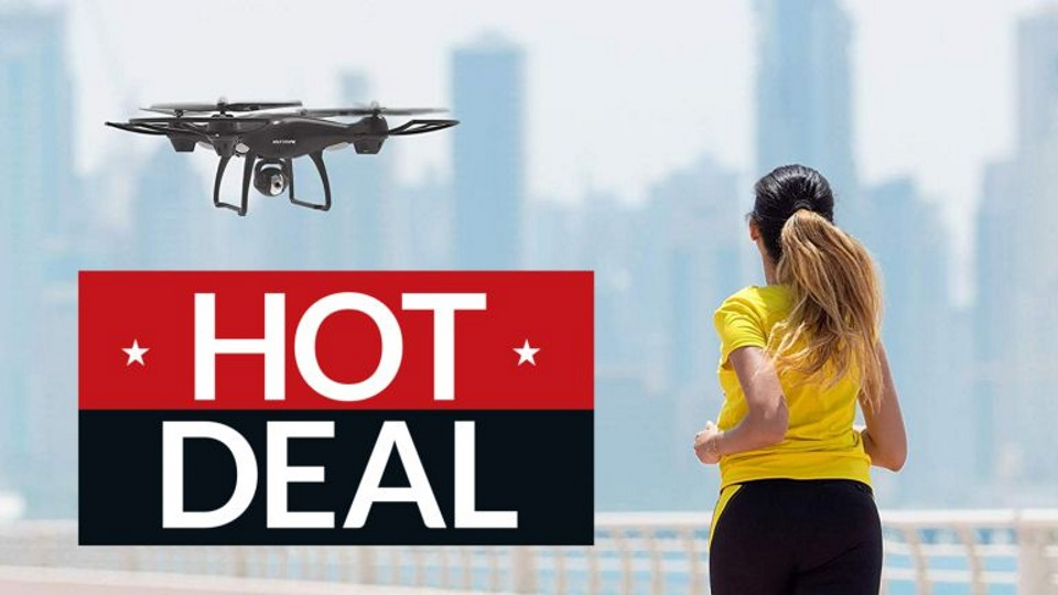 Drones Cyber Monday 2019