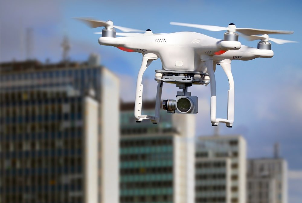 How High Can Drones Fly