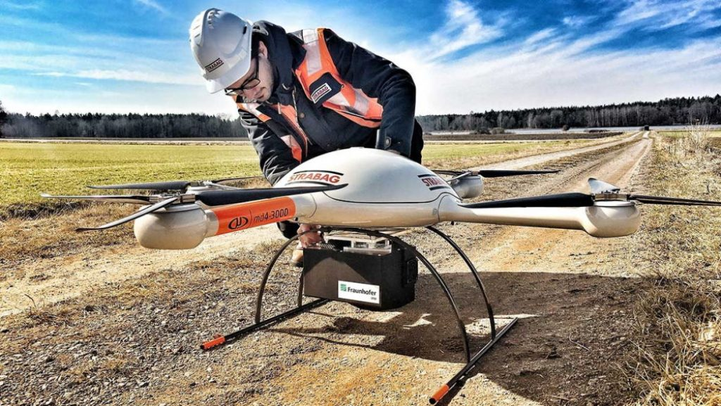 Mapping Drones