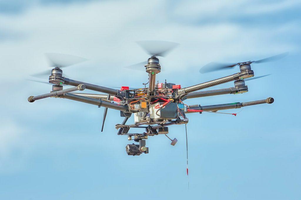 Multi-Rotor Drones